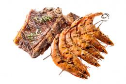 Fisch & Fleisch