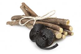 Süßholz und Lakritz