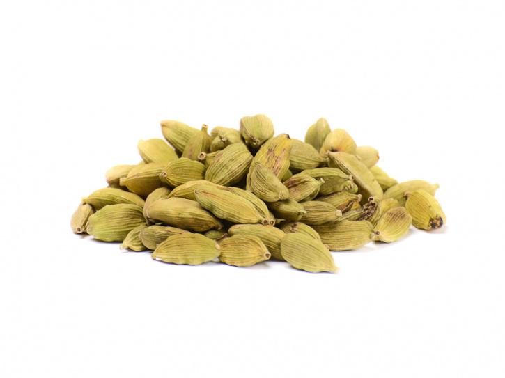 Cardamom grün (in der Schale, ganz)