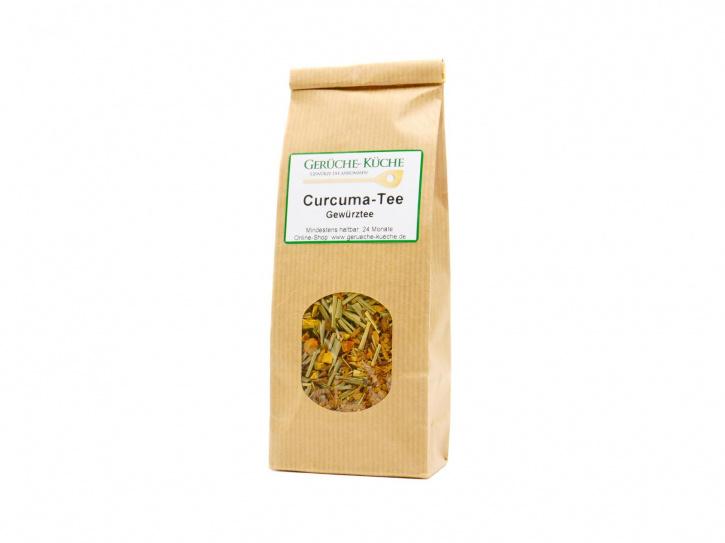 Curcuma-Tee (Gewürztee)