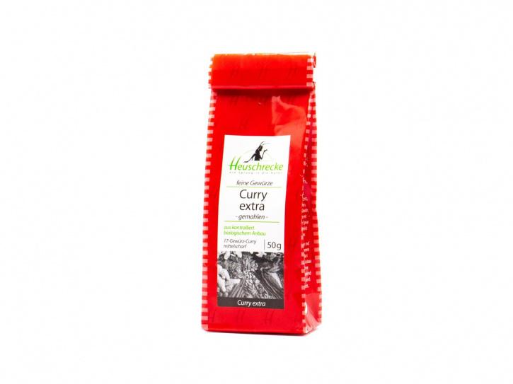 Curry Extra Gewürzzubereitung - Heuschrecke