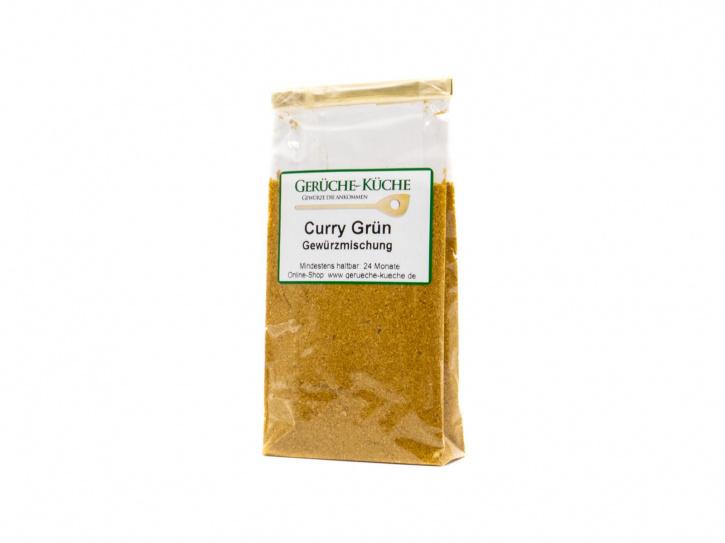 Curry Grün (Gewürzmischung)
