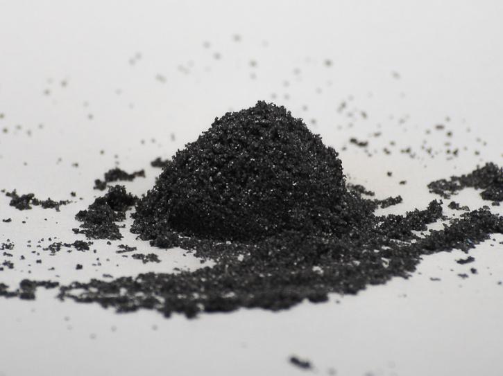 Hawaii Salz schwarz - Black Lava