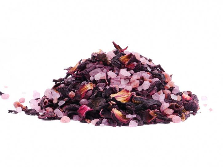 Hibiskusblüten-Salz