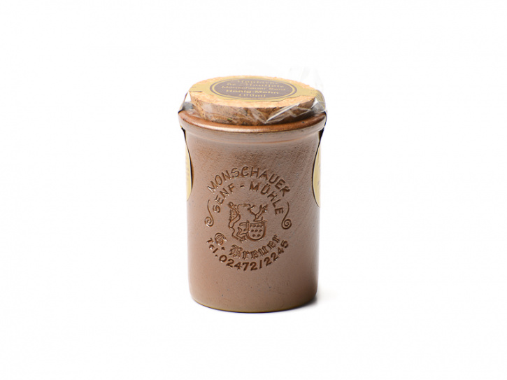 Honig-Mohn - Moutarde de Montjoie - 100 ml