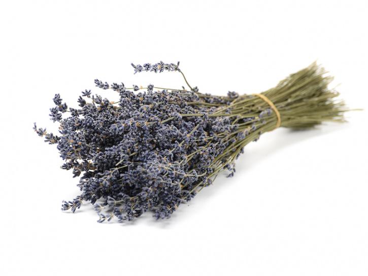 Lavendelstrauß - Lavendelbund extra blau 3 Stück