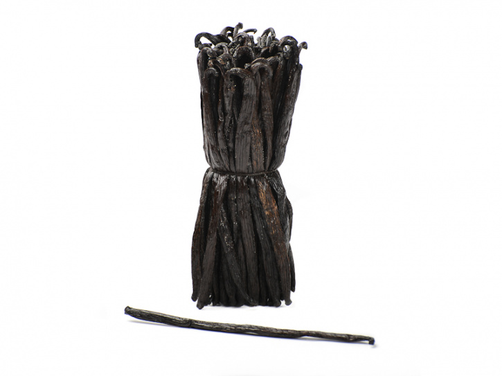 Vanilleschoten - echte Bourbonvanille (17-18cm) 3 Stück