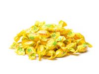 Salbei-Bonbons (gefüllt und gewickelt)